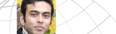 Avishek Ganguly Receives a RISD Global Faculty Fellowship